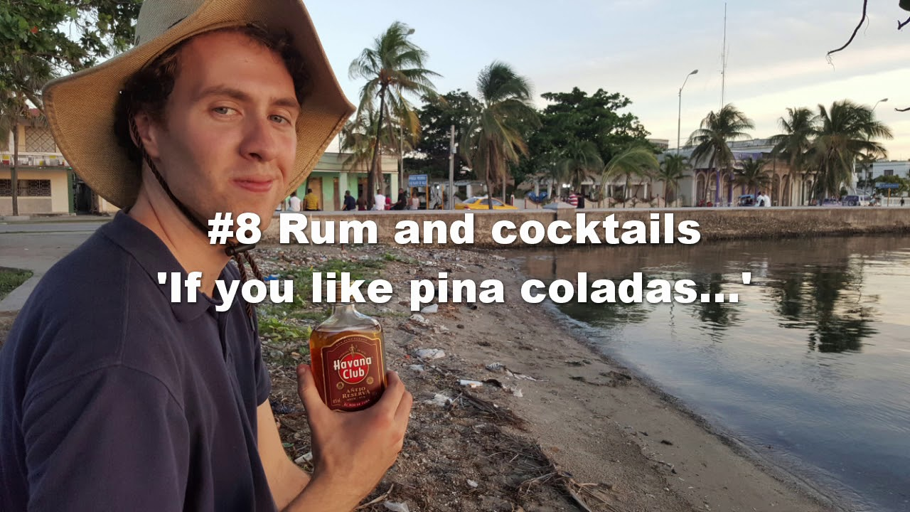 10 favourite things to enjoy in Cuba