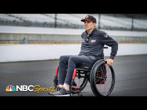 Robert Wickens discusses recovery, 'hungry as ever' to return behind the wheel | Motorsports on NBC