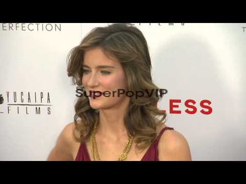 Anna Wood at Lawless Los Angeles Premiere on 82212 in H...