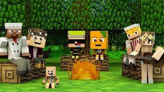 WIR FEIERN EINE XXL PARTY MIT DER GANZEN STADT - Minecraft [Deutsch/HD]