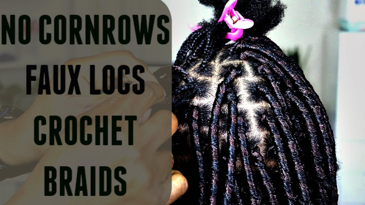 Knottylocks forum dreadlock 911 undreaded hair - How To Faux Locs Crochet Braids No Cornrows With Loop Control Youtube For Musicians