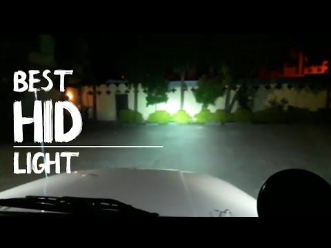 #hid #mahindrathar Best Hid Light For Universal Use    Best Hid Kit  Headlights Installation