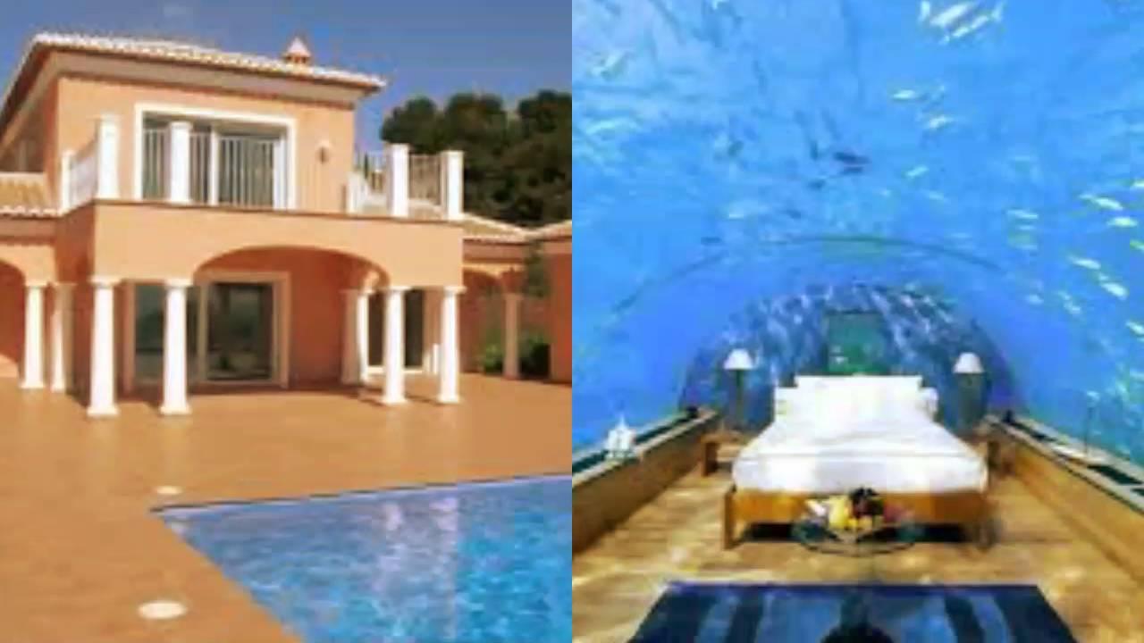Las casas m s raras y los lindas del mundo youtube for Las casas mas hermosas del mundo