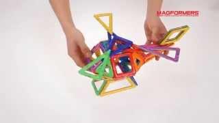 Магнитные конструкторы MAGFORMERS - уже в продаже RICH TOYS!(MAGFORMERS - магнитные конструкторы, безопасные даже для самых маленьких, позволяющие собирать разнообразные..., 2014-12-02T08:35:02.000Z)