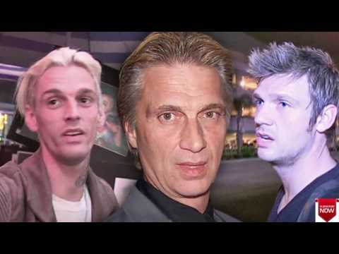 Nick And Aaron Carter's Father Bob Carter Dead At 65 After Being Found Unconscious