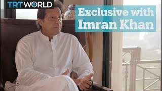 Exclusive: Interview with Imran Khan