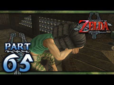 The Legend of Zelda: Twilight Princess HD - Part 65 - Final Stamp & amiibo
