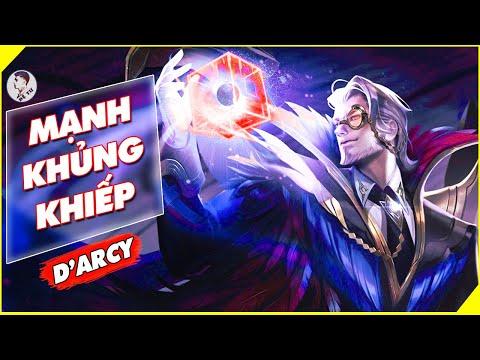 D'ARCY Phong Cách Không Cho Team Bạn Chơi Game Liên Quân Mobile | ĐỆ TỨ