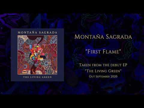 Montaña Sagrada - First Flame (Single)