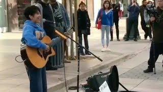 【歌うま】miwaが世界を震撼させた海外初の路上ライブがこちら・・・