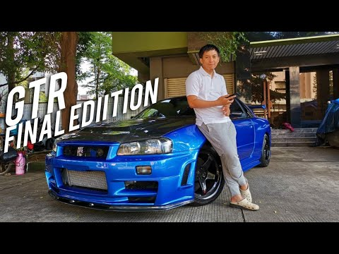 Nissan Skyline GTR V-Spec II Nür