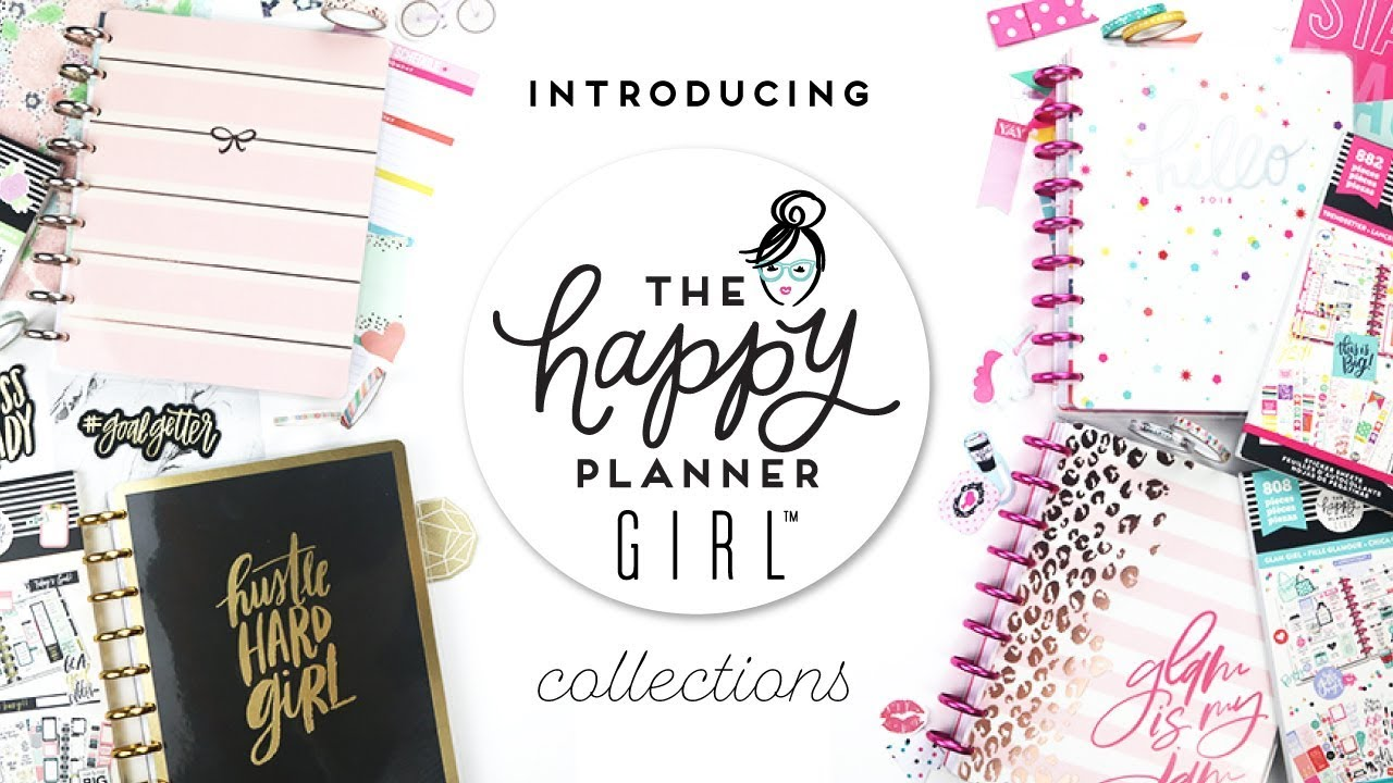 The Happy Planner Girl™ Promo Video! - YouTube