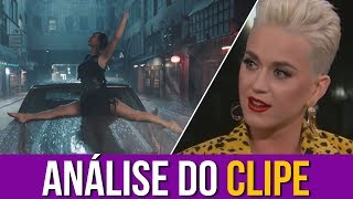 "Katy Perry Analisa ""Delicate"""