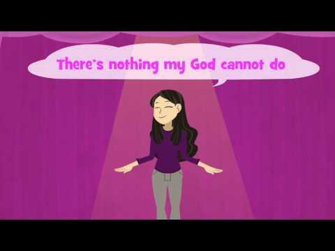 Bible Adventure Worship - My God Is So Big