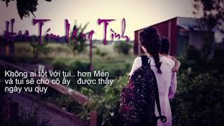 [Beat Karaoke] Hoa Tím Nặng Tình - Sino Ft Bảo Jen & Jombie