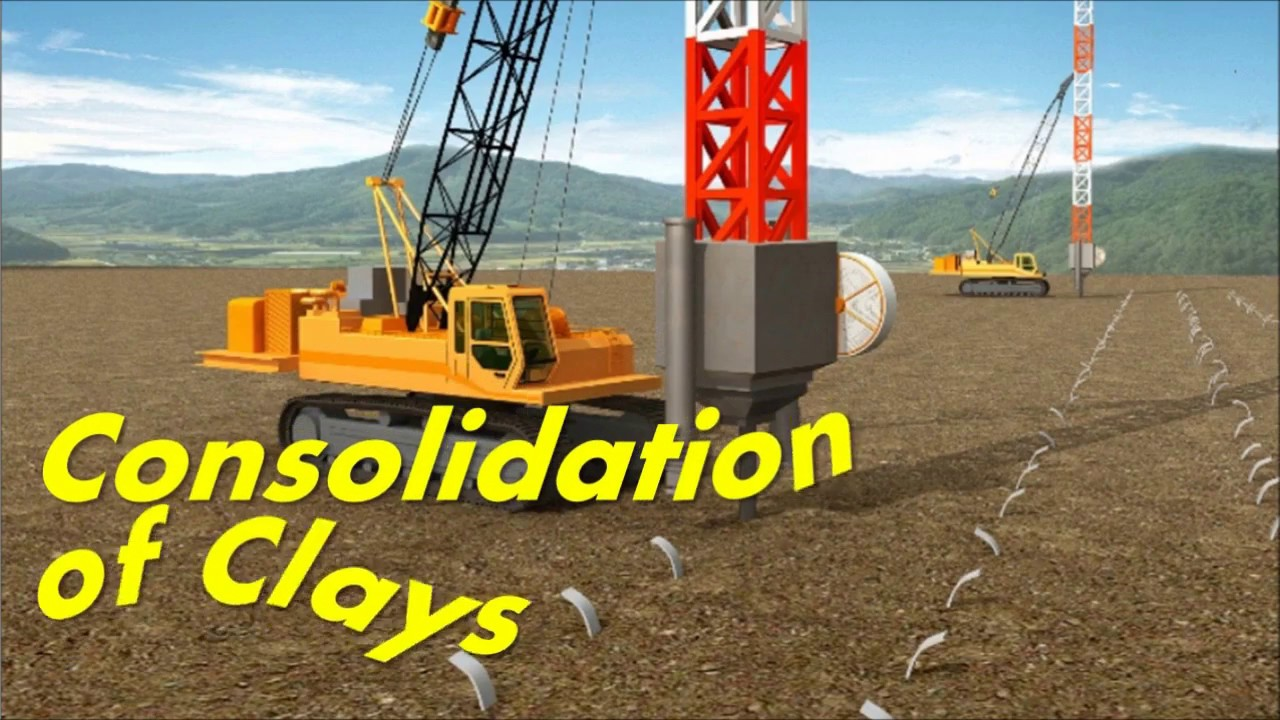 Basic Concept of Consolidation of Clay