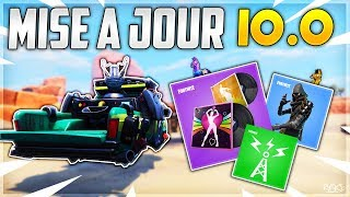 Fortnite Info: Season X Update on Save the World! - (Fortnite PVE Patch Note 10.00)