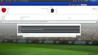 Football Manager 2013 - Gameplay PC | HD