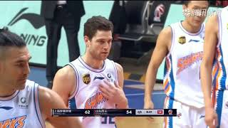 Jimmer goes for 41 vs Shandong and Ty Lawson