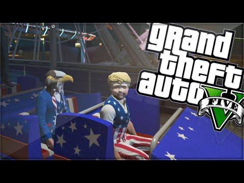 "GTA 5 Funny Moments | ""SIMON'S BIRTHDAY"" | w/Sidemen (GTA V)"