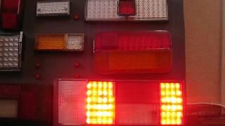 Светодиодные модули в задние фонари ВАЗ 2109(Задние светодиодные стопы на ВАЗ 2109/08., 2013-02-08T14:30:12.000Z)