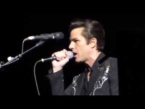 The Killers Disarm Live Lollapalooza Music Festival Grant Park Chicago IL August 4 2017