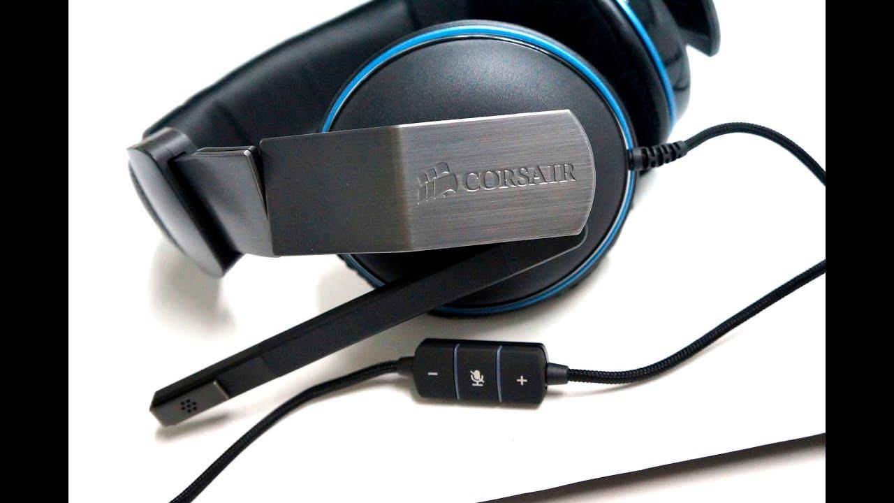 Corsair Vengeance 1500v2 Gaming Headset Treiber