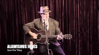 Alawishus Jones 'Sure Fire Thing' Recorded Live at StudioG