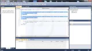 Contoh Pembuatan Aplikasi dengan Visual Basic 2010