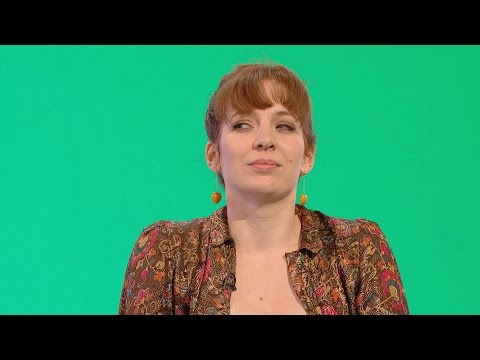 Does Katherine Parkinson pronounce 'Mick Hucknall' wrong?  Would I Lie to You? Series 9  BBC