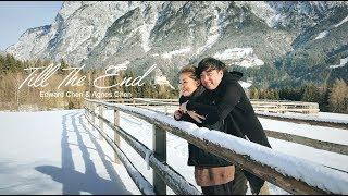 Till The End (OFFICIAL MV) - Edward Chen 陳國富 & Agnes Chen
