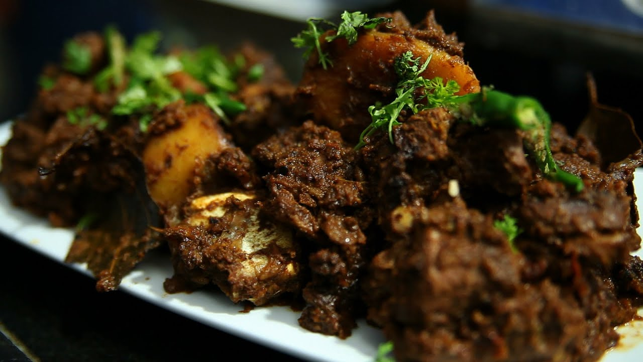 How to make best bengali mutton kosha mangsho by kalyan youtube forumfinder Image collections