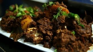 How To Make Best Bengali Mutton (Kosha Mangsho) By Kalyan