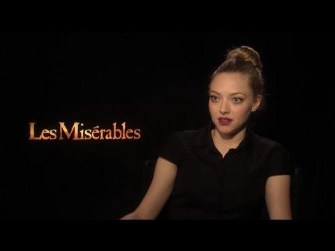 Amanda Seyfried - Les Miserables Interview HD