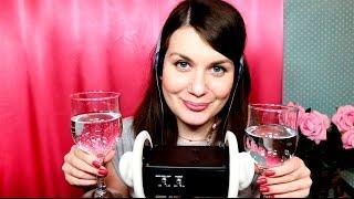 В этом видео лучшие АСМР триггеры / Best ASMR Triggers / 3Dio Binaural Sounds