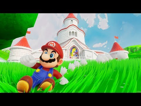 Super Mario 64 Gets Stunning Unreal Engine 4 Remake | ScreenRant