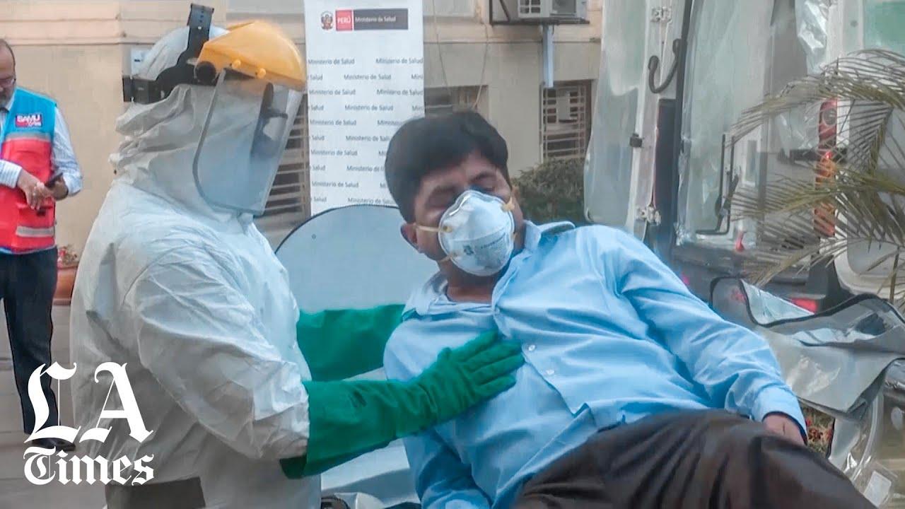 Peru confirms first Coronavirus case - Los Angeles Times