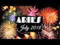 Aries ♈️ July 2018 - Timing Is Everything This Month!