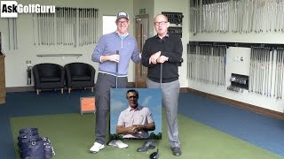 Driver Golf Lesson with Denis Pugh, Andrew Rice and Mark Crossfield