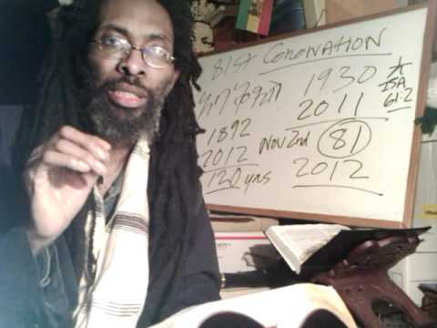CHRIST'S NEW NAME: RASTAFARI In Bible Prophecy HAILE SELASSIE 'Death' & RESURRECTION