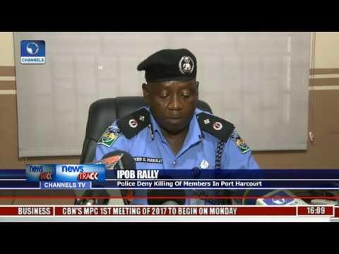 IPOB Rally: Police Deny Killing Of Members In Port Harcourt