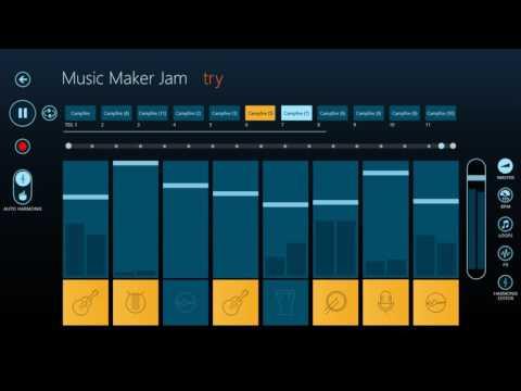 [music maker jam] try