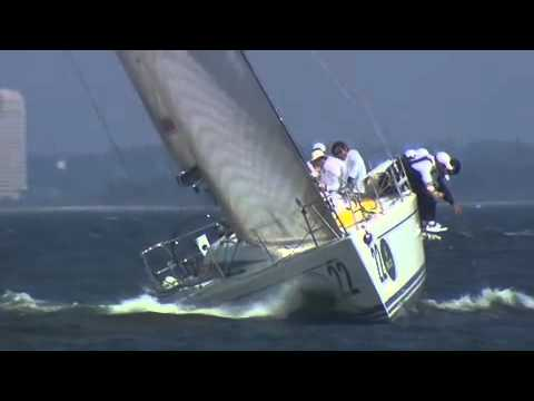 Gary Jobson Video: NYYC Invitational Cup presented by Rolex
