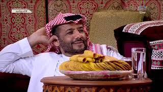 محمد عبدالجواد ينزل إلى الأرض بسبب حديث فواز الشريف عن النصر #الديوانية