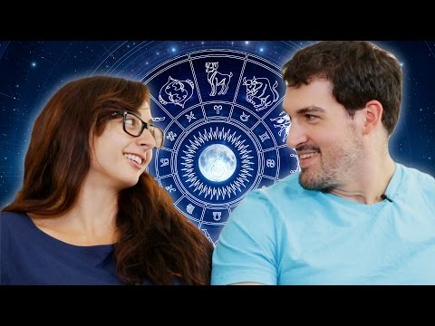 Thumbnail: Couples Consult An Astrologist About Romantic Compatibility