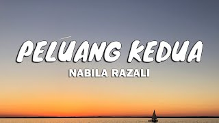 Chords For Nabila Razali Peluang Kedua Lirik