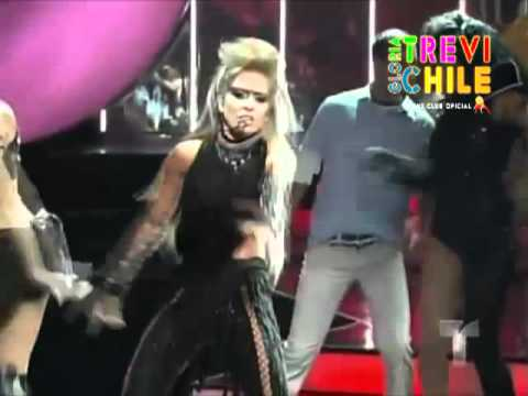 Gloria Trevi – Me Rio de Ti – Billboard Latin Music Awards 2011