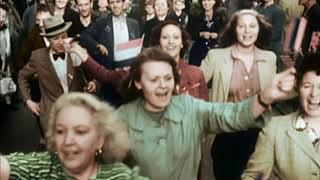 Вторая мировая война в цвете HD серия #10 Кольцо смыкается