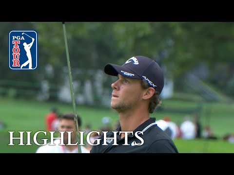 Thomas Pieters extended highlights | Round 3 | Bridgestone