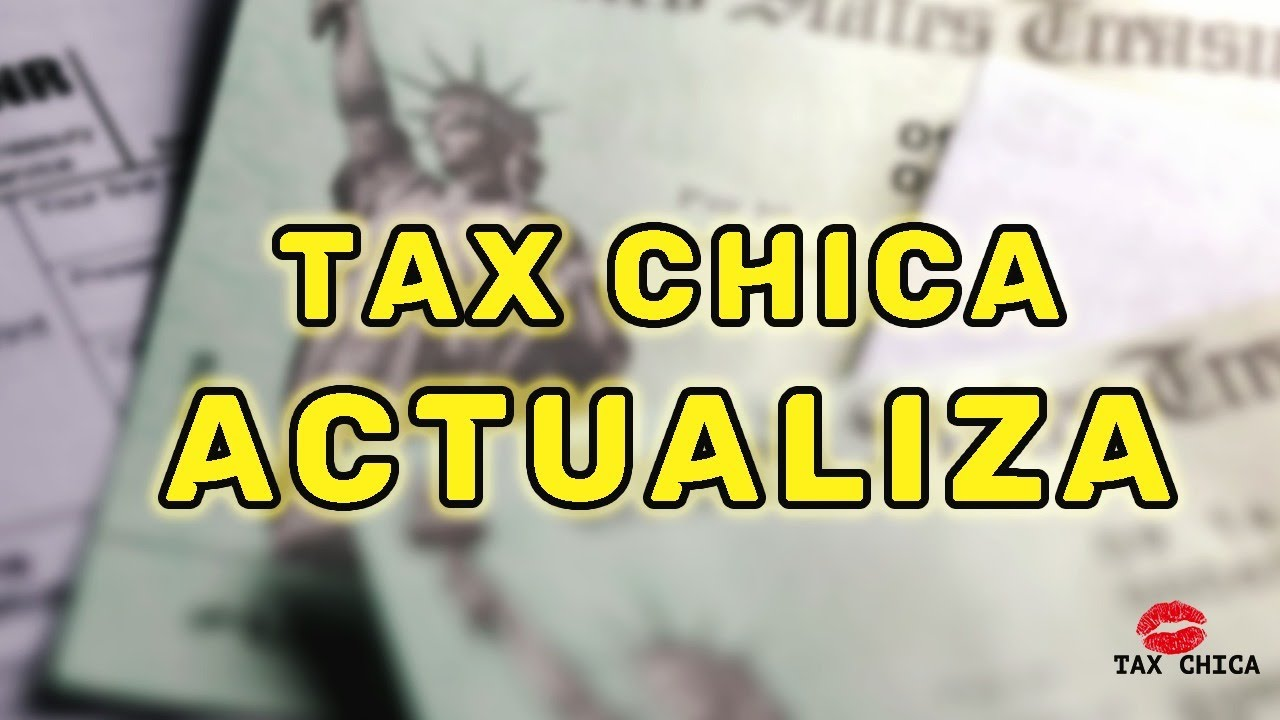 $600 California   Tercer Cheque   Taxes   Tax Chica